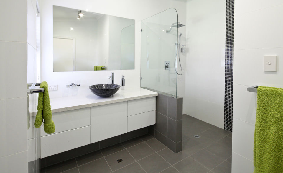 Bathrooms greendesign for Bathroom renos images